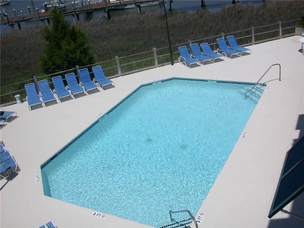 Bay Creek Villa Pool