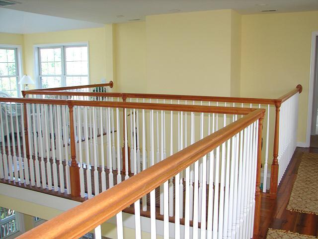 2nd Floor Walkway to Den