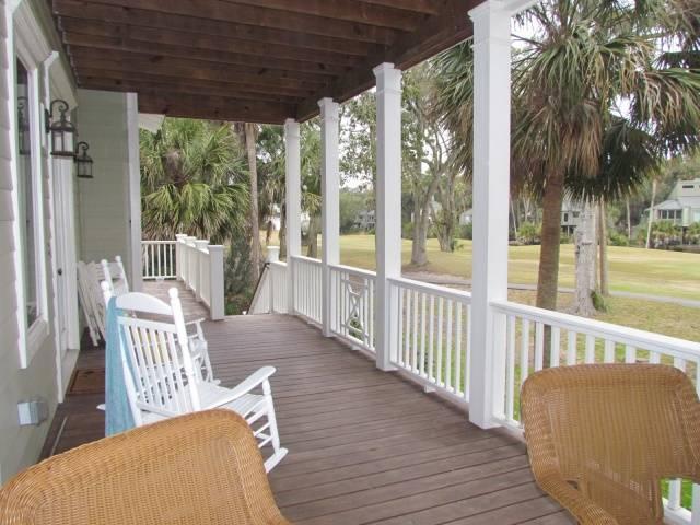 Golf view decks
