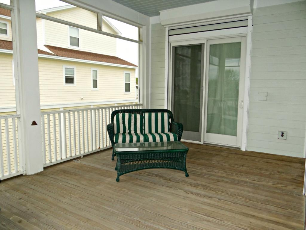 Rear Porch