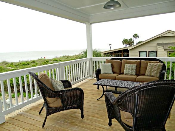 Beachside Deck