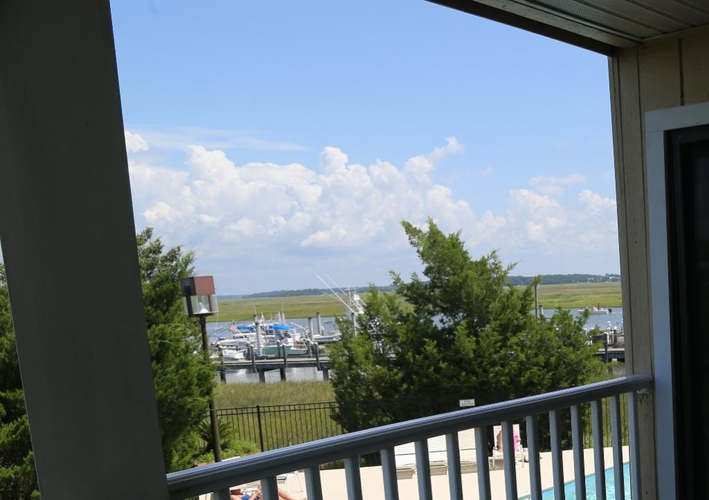 View from 1st BR Covered Deck