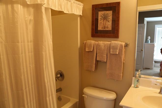 2nd floor 1st BR bath