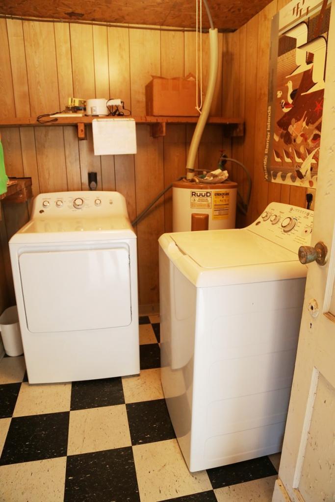Laundry Ground Level