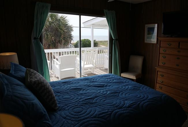 Queen Rm Ocean View Porch Access