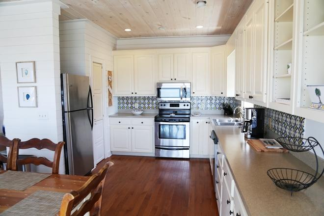Great Room - Kitchen Area