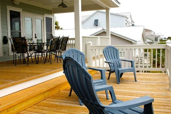 Beachside Decks