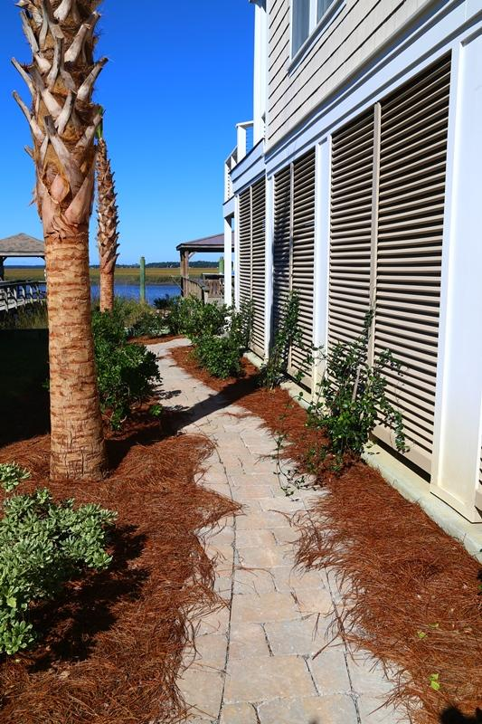 Garden Path to the Dock